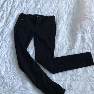Hudson gently worn skinny jeans size 27